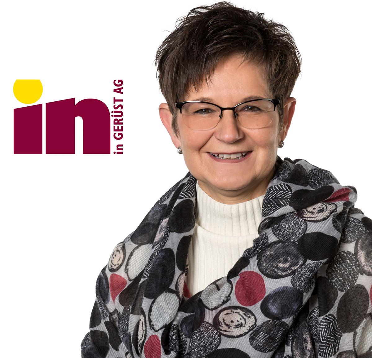 Renata Sommerhalder In Gerüst AG Wetzikon