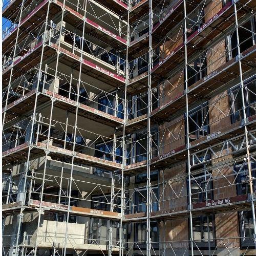 Fassadengerüstbau Wetzikon