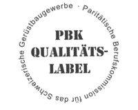 PBK Qualtitätslabel